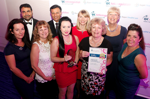 East Kent Hospitals University Foundation Trust won Best hospital team of the year